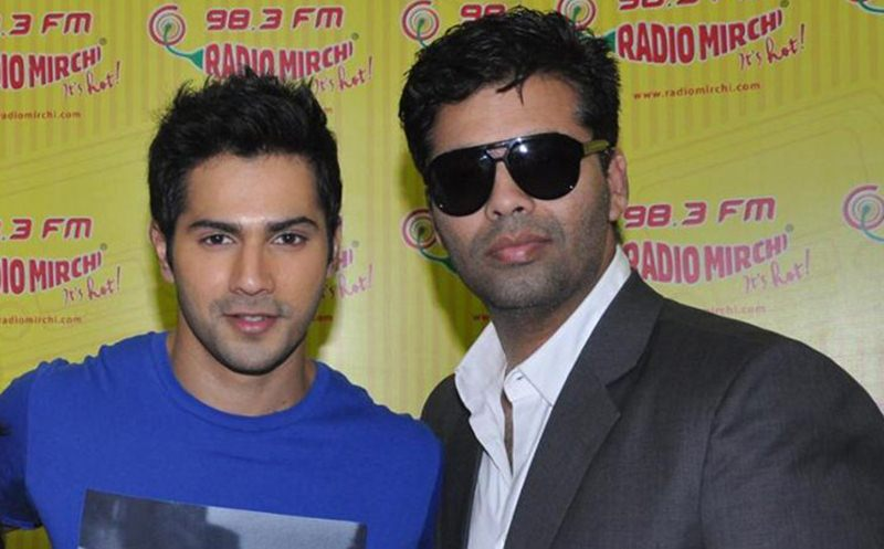 Confirmed: Varun Dhawan working in another Dharma Productions film