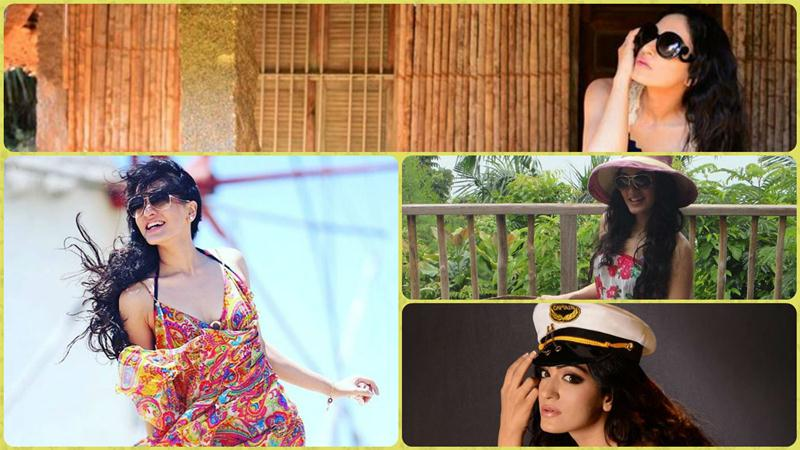 Khushali Kumar Hot Pics: Gulshan Kumar's daughter Khushali Kumar is truly hot and beautiful