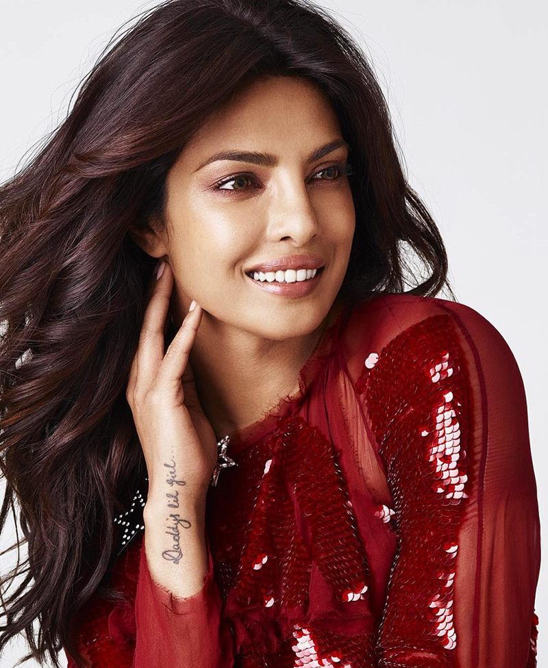 Priyanka Chopra looks so in her skin on Vogue India Cover- Priyanka Vogue 5
