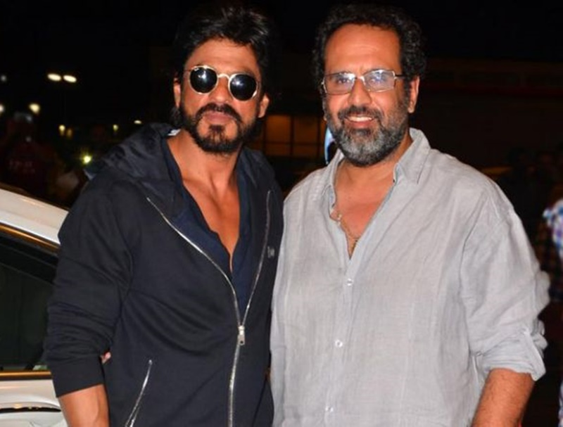 Aanand L Rai thinks there is no one better than Shah Rukh Khan to play a dwarf