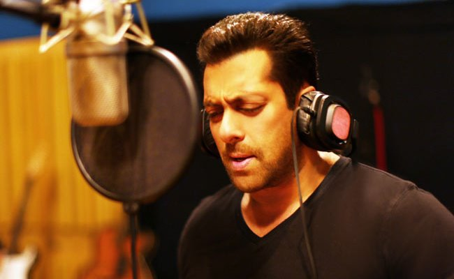 Salman Khan To Sing Song Titled 'Jag Ghumiya' In Sultan