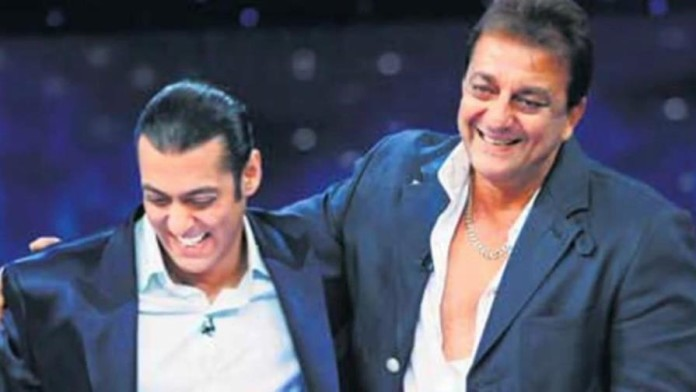 Sanjay Dutt Opens About His Upcoming Movies And Salman's Cameo In His Biopic