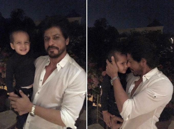 Top 10 Pics of the Week | How happening was this week for Bollywood- Shah Rukh Khan with Yusuf's son