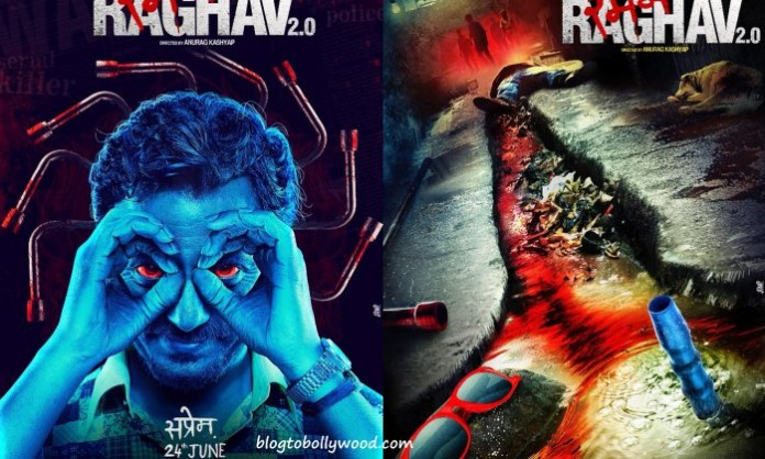 The First Look Posters Of Raman Raghav 2.0 Are Bloody As Hell