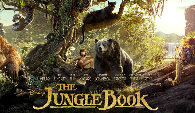 The Jungle Book First Weekend Collection: Second Highest Of 2016