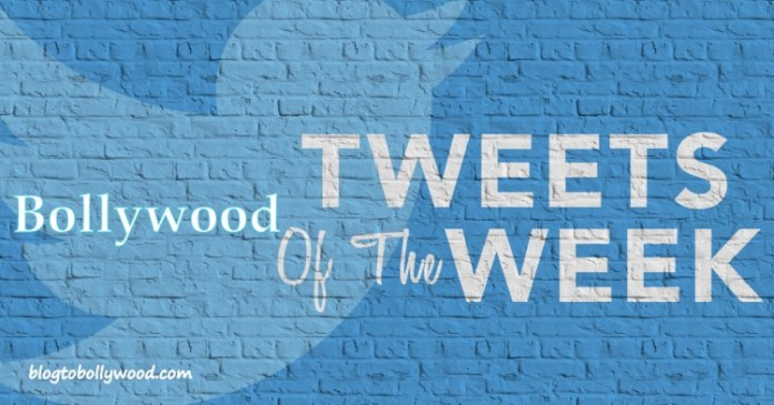 Top 10 Tweets of the Week | Celebs share their feelings on Twitter