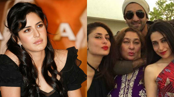 WhatsApp Blast: Katrina is removed from Ranbir's Family group in WhatsApp