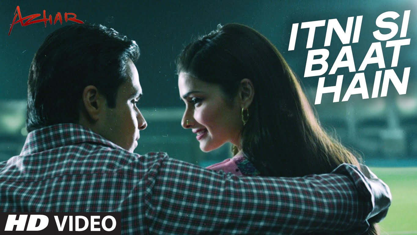 Itni Si Baat Hain song from Azhar will restore your faith in love