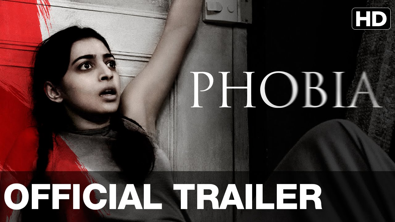 Phobia Trailer Review : Creepiest, Spookiest Trailer ever!