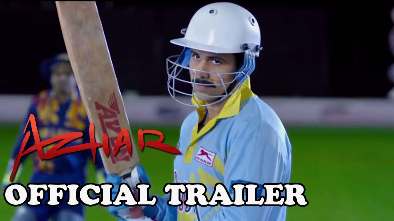 Azhar Trailer Review: Emraan Hashmi brings the story of Mohammad Azharuddin alive