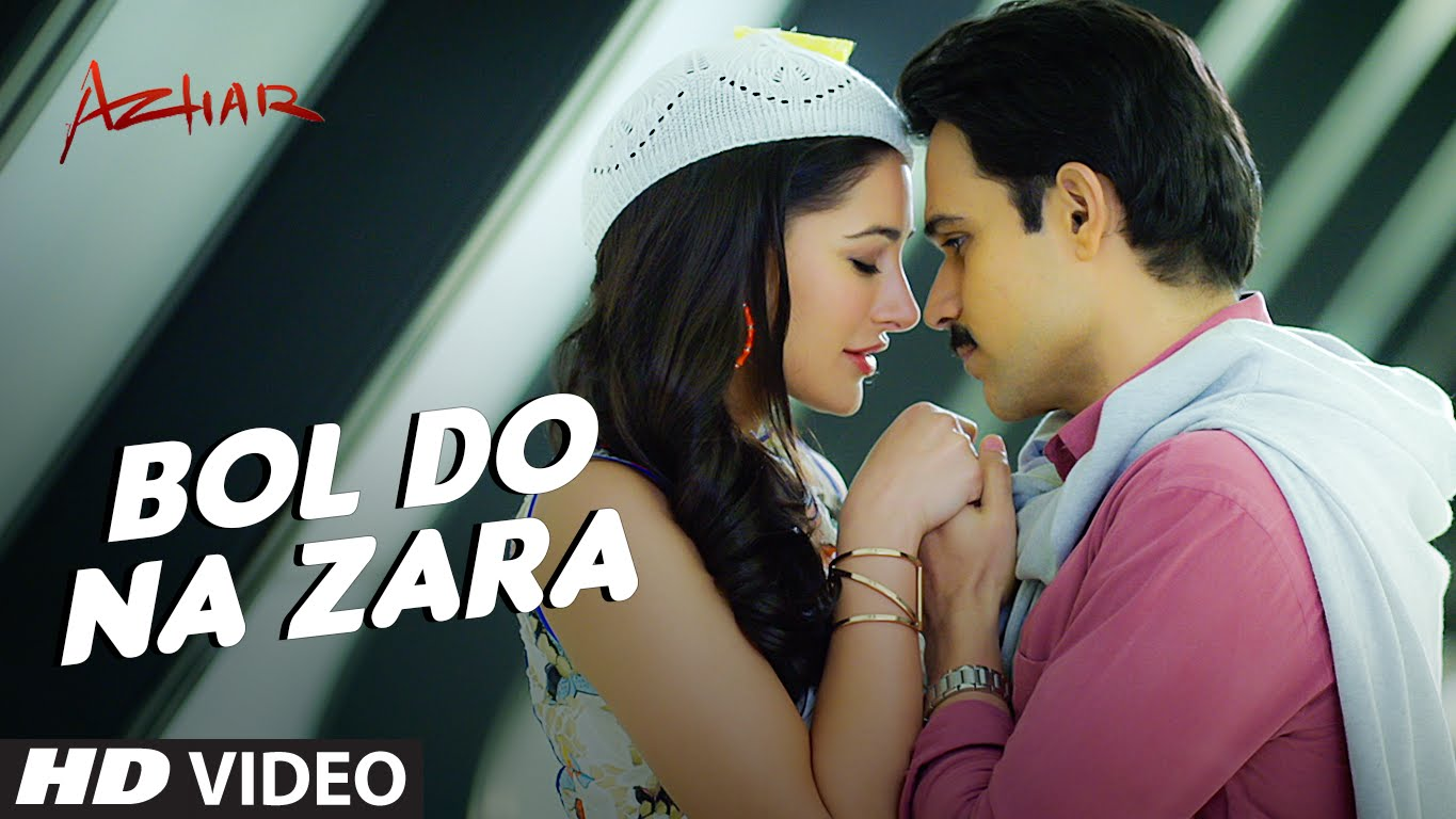 Presenting the first song 'Bol Do Na Zara' from Emraan Hashmi's Azhar