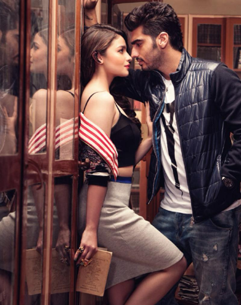 Poll of the Day: Alia Bhatt looks hottest with which actor?- Alia Arjun