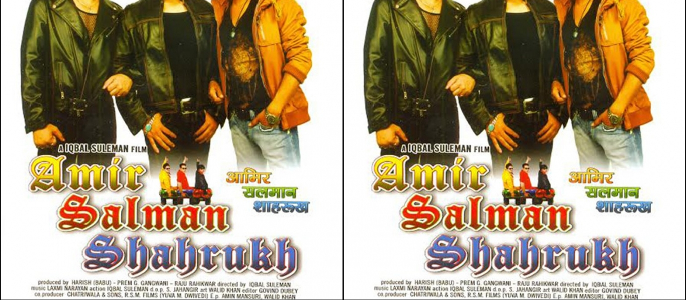 Aamir Khan, Salman Khan And Shahrukh Khan Finally Come Together For A Movie