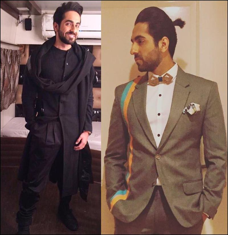 Most Stylish Men Of Bollywood - Ayushhmann Khurrana