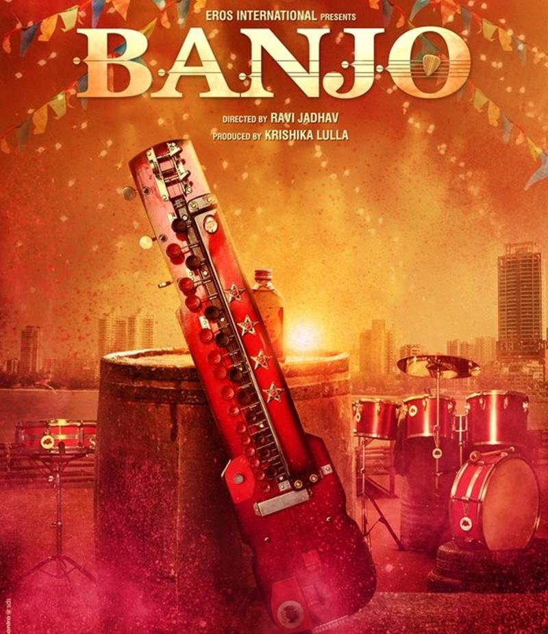 Banjo Motion Poster is out now, it features Riteish Deshmukh, Nargis Fakhri