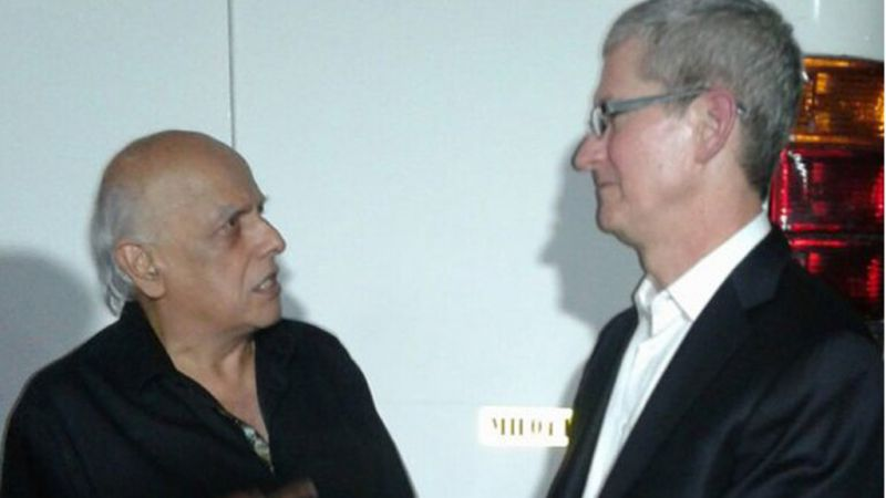 Cook with Mahesh Bhatt