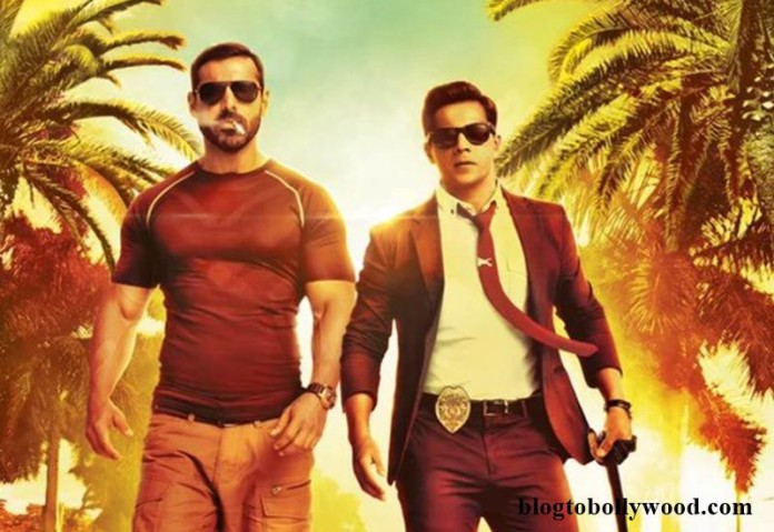 John Abraham and Varun Dhawan are full of swag in new Dishoom PosterJohn Abraham and Varun Dhawan are full of swag in new Dishoom Poster
