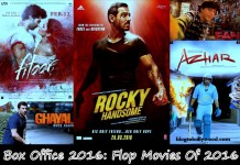 Box Office Verdict 2016 | Flop Bollywood Movies Of 2016