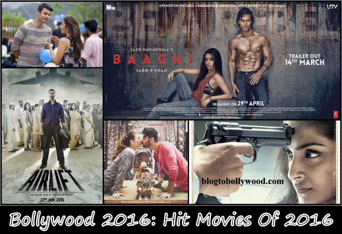 Hit Bollywood Movies Of 2016: Box Office Bollywood 2016