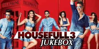 Housefull 3 Music Review and Soundtrack- Not as good as the prequels
