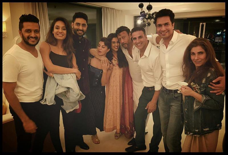 Top 10 Pictures of the Week | 23-May-2016 to 29-May-2016- Housefull 3 team
