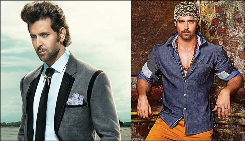 Most Stylish Men Of Bollywood - Hrithik Roshan