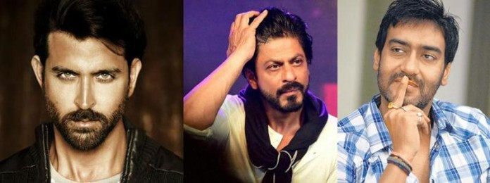 It is going to be Kaabil Vs Raees Vs Baadshaho on 26th January 2017!
