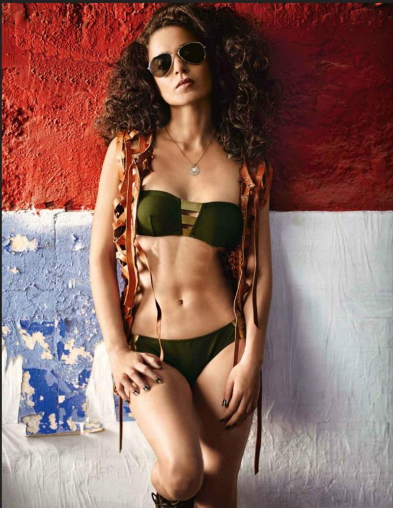 10 Hot Pics of Kangana Ranaut to get this summer even more hotter!- Kangana 8