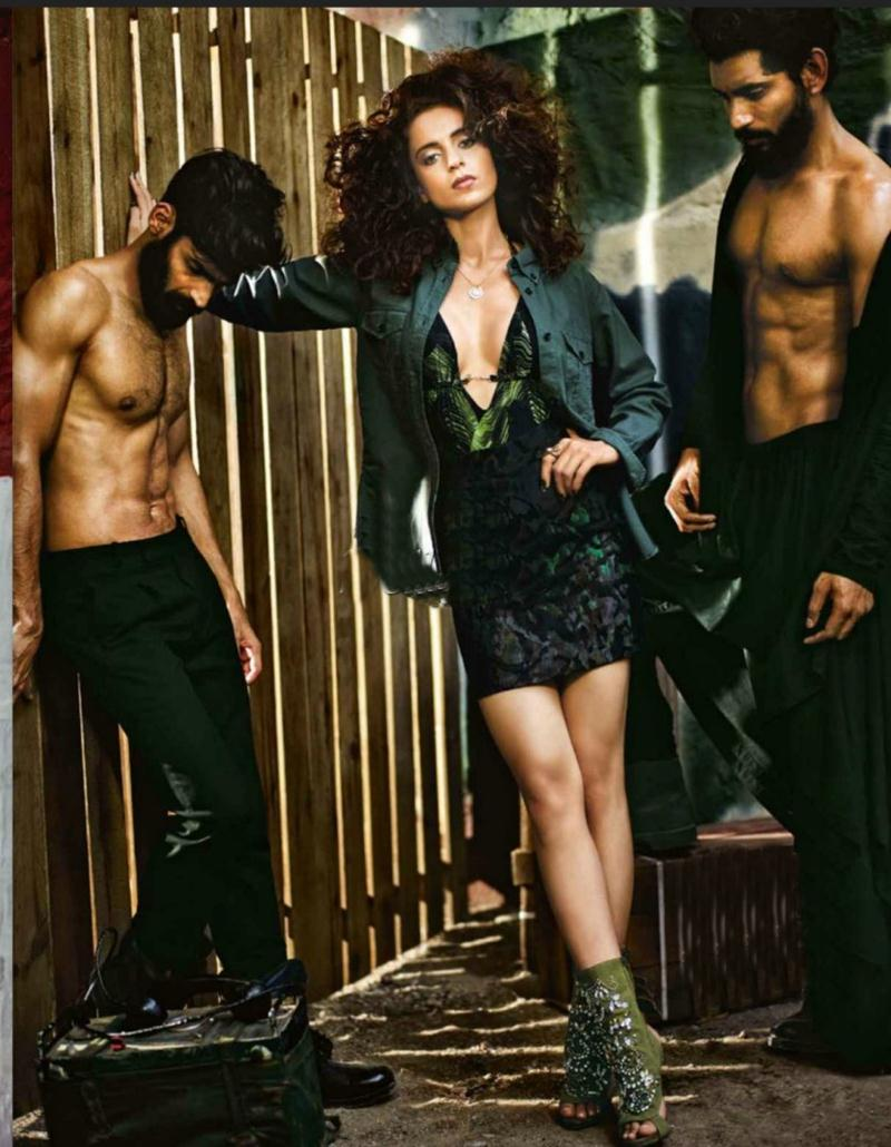 10 Hot Pics of Kangana Ranaut to get this summer even more hotter!- Kangana 9