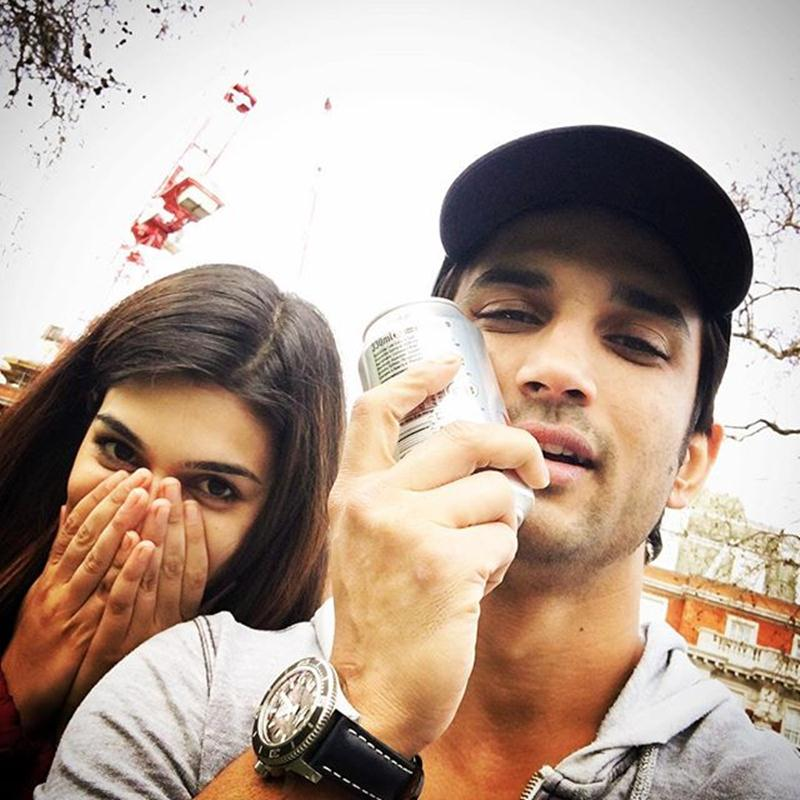 Top 10 Pictures of the Week | 08-May-2016 to 14-May-2016- Kriti Sushant