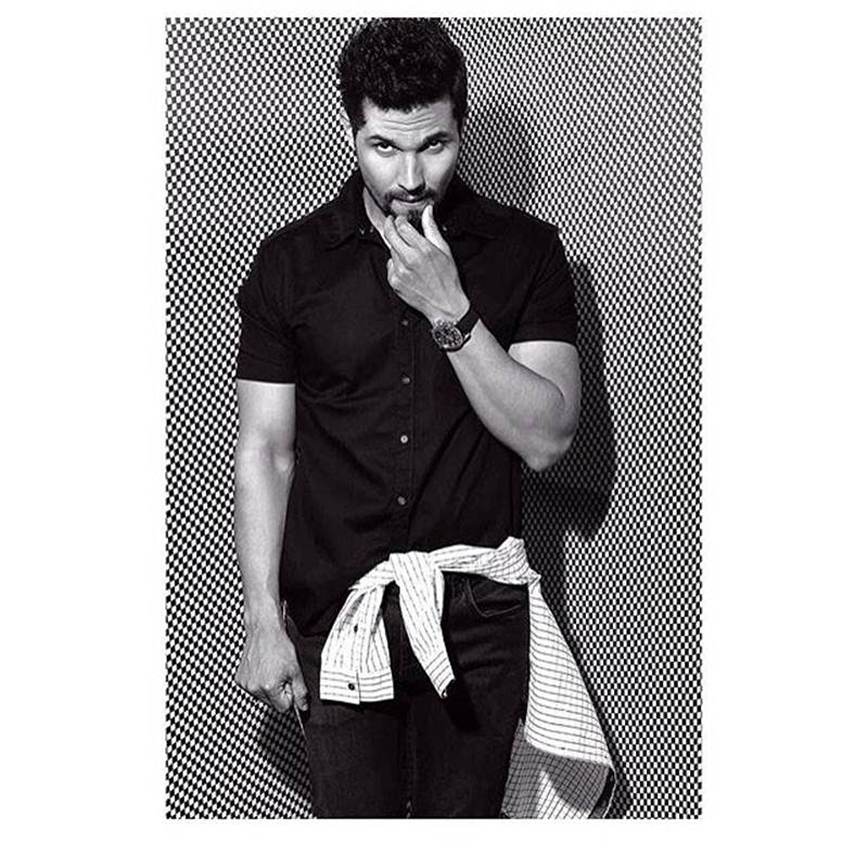 50 Shades of Desire: Randeep Hooda on the cover of CineBlitz Magazine- Randeep Hooda 2
