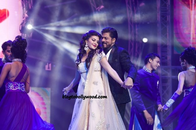 Jacqueline Fernandez Wants To Work With SRK And Aishwarya Rai