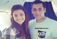 Salman Khan and Kajal Aggarwal