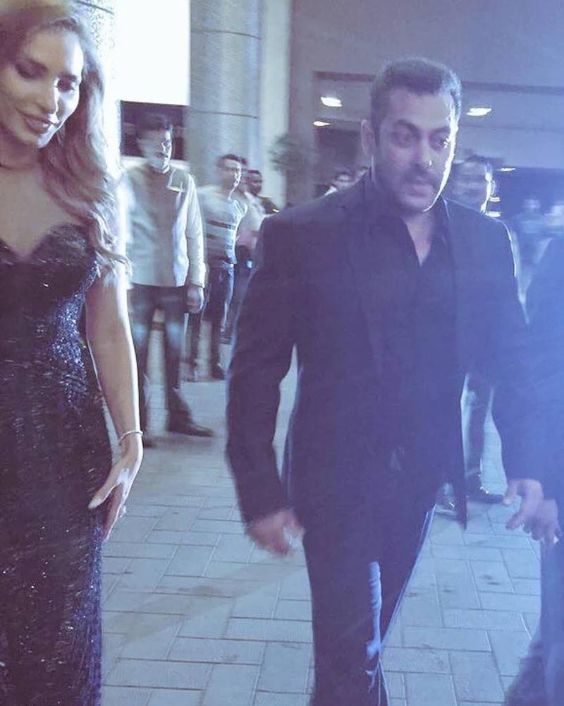 Top 10 Pictures of the Week   08-May-2016 to 14-May-2016- Salman and Lulia