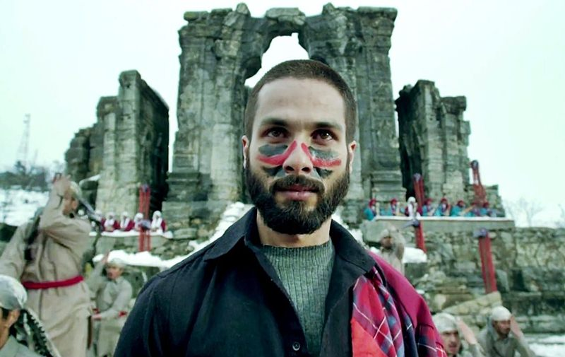 Top 10 Challenging Roles played by Bollywood Actors in the last Decade- Shahid in Haider