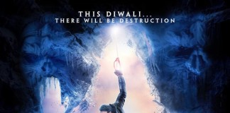 Shivaay New Poster Feat. Ajay Devgn and Icy Monsters Is A Visual Treat