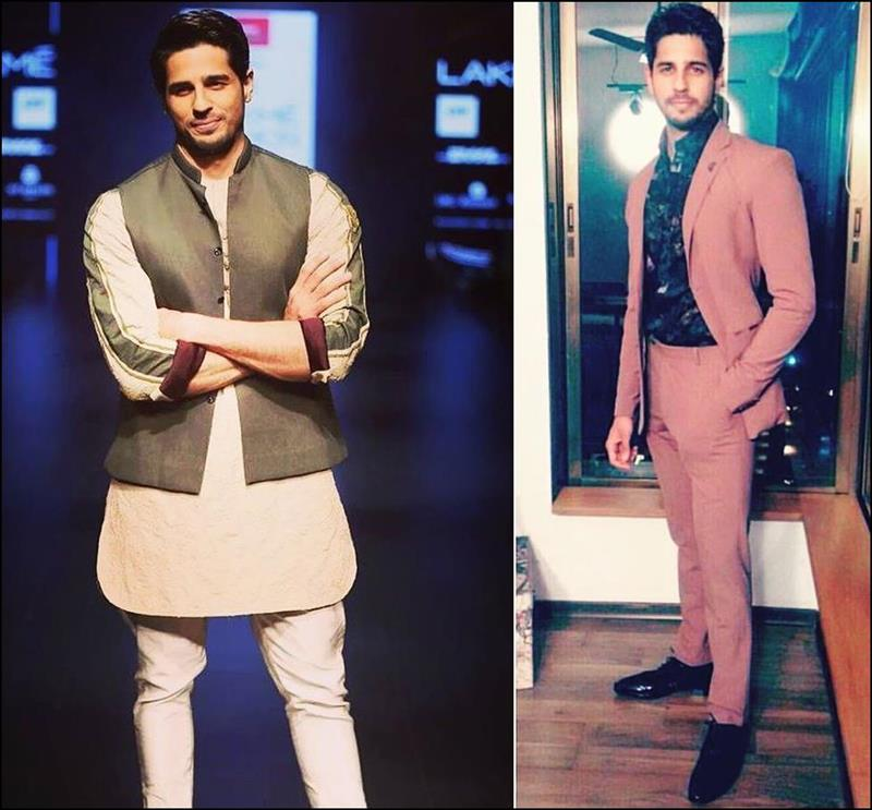 Most Stylish Men Of Bollywood - Sidharth Malhotra