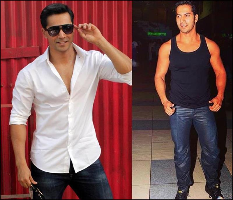 Most Stylish Men Of Bollywood - Varun Dhawan