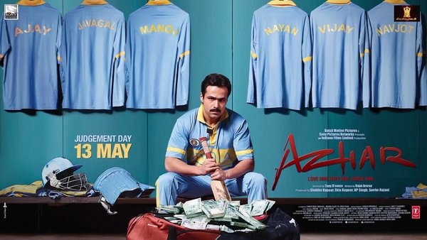 Emraan Hashmi shines as Azhar in the movie