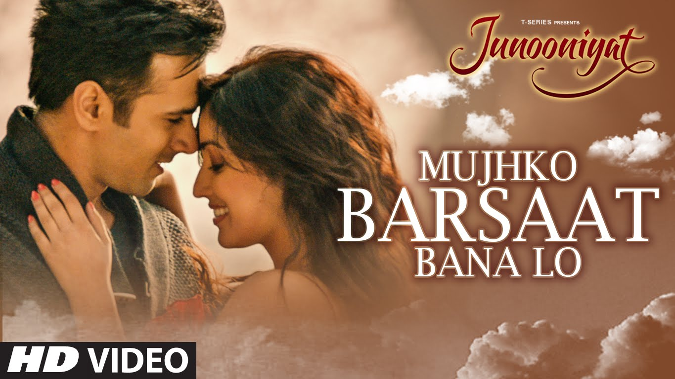 Feel love all around you with Mujhko Barsaat Bana Lo from Junooniyat