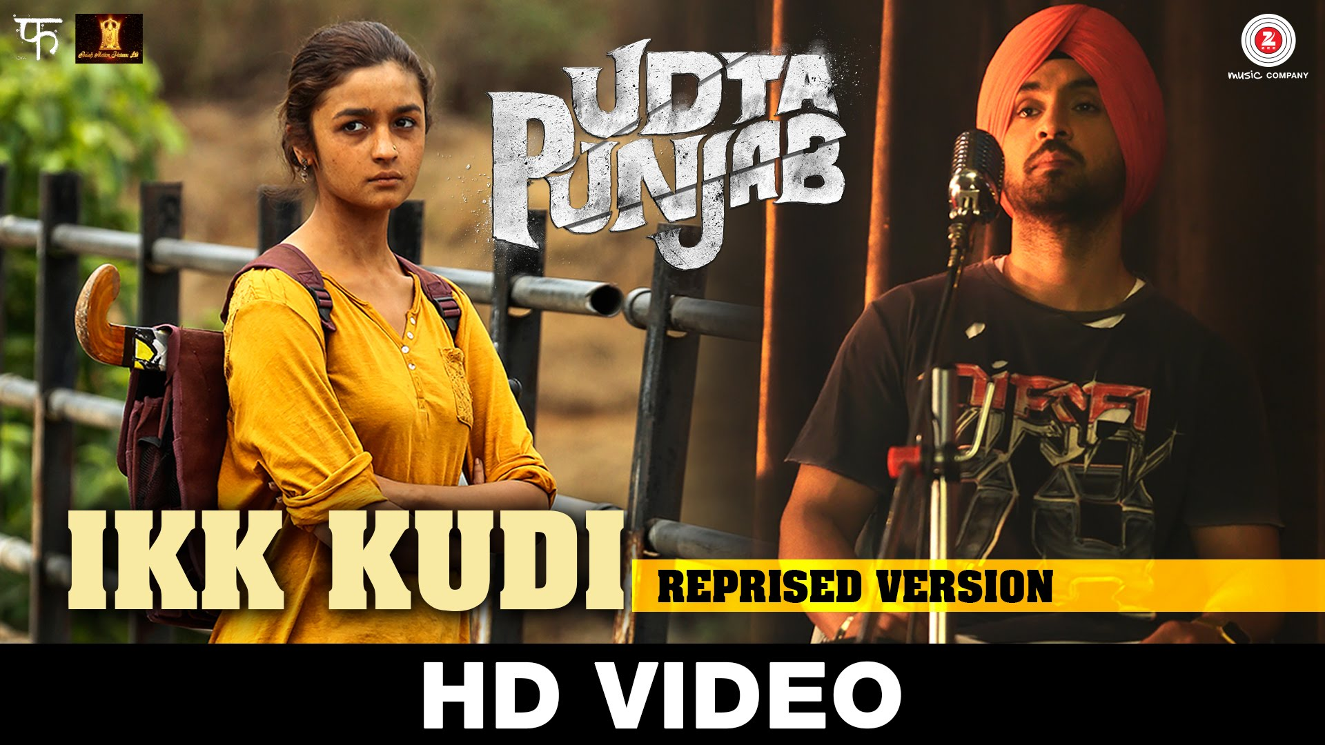 Diljit Doshanjh's voice and Alia Bhatt's story in Ikk Kudi will win over your hearts!