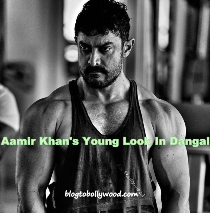 Aamir Khan's Young Look In Dangal Will Blow Your Mind
