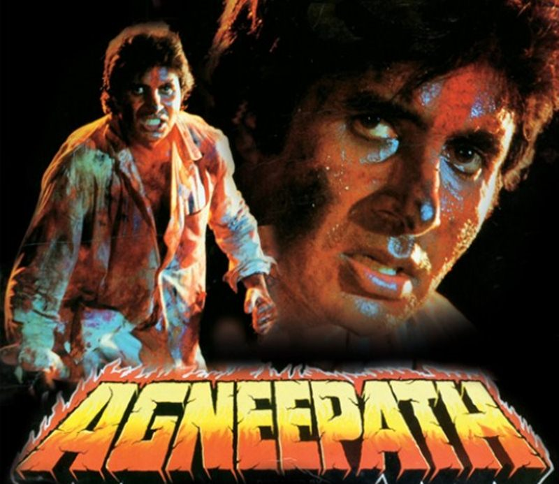 Top 10 Amitabh Bachchan Movies that every Bollywood Lover must watch- Agneepath