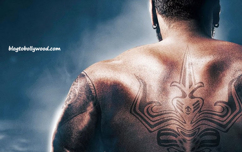 Ajay Devgn Shared Another Mind-Blowing Pic From Shivaay Sets