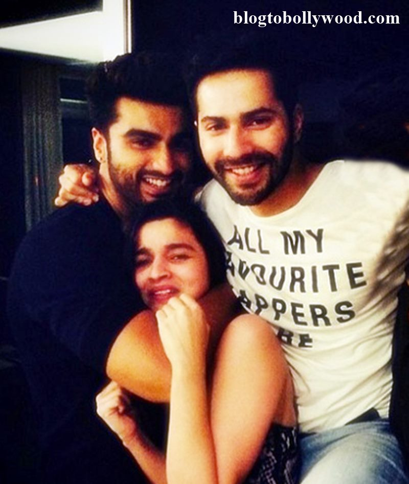 Karan Johar's Shiddat will feature Arjun Kapoor, Alia Bhatt and Varun Dhawan in a love triangle