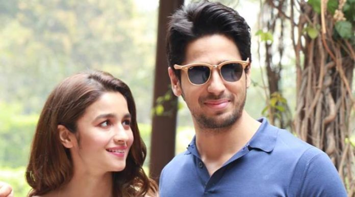 This photo of Alia Bhatt and Sidharth Malhotra proves that they are very much together!-Alia and Sidharth