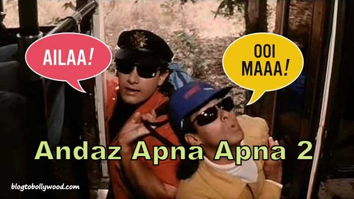 Andaz Apna Apna Remake To Go On Floors In December