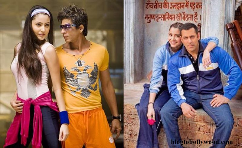 Anushka Sharma says Shah Rukh Khan is mesmerizing; Salman Khan is a revelation!