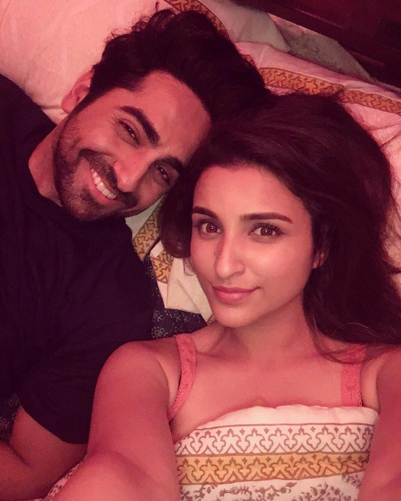 Top 10 Bollywood Pictures of the Week | 12-June-2016 to 18-June-2016- Ayushmann Parineeti
