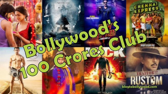 Bollywood's 100 Crore Club Movies And Their Box Office Collection
